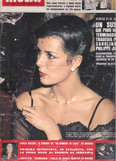 REVISTA HOLA 1978 - CAROLINA DE MONACO