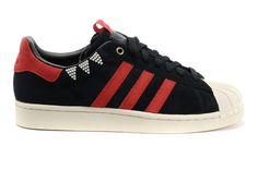 Adidas 1 Ss Std Lux Enml X 1 Adidas Cuoio Rosso Superstar Donna fa19fe