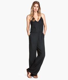 H&M Sleeveless jumpsuit $39.95