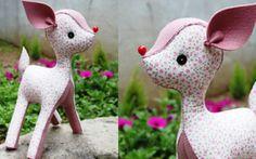 Ripieni di cervo, grazioso, regali per bambini madri | abile | aFamily.vn