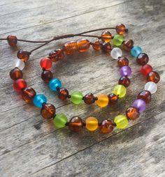 Beaded Necklace, Beaded Bracelets, Amber, Jewelry, Jewellery Making, Jewerly, Pearl Necklace, Jewelery, Pearl Bracelets