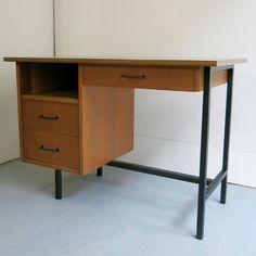 bureau vintage 60 en vente sur baos concept store wwwbaosfr