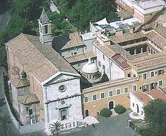 Bramante - Tempietto, klaustar samostana San Pietro in Montorio, Rim