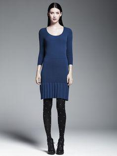 Cerulean knit from the City of Light. #CatherineForKohls #DesigNation #Kohls