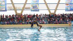Trujillanas se lucirán en nado sincronizado en duelo nacional