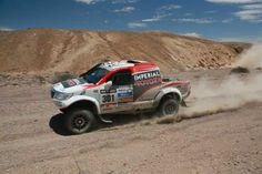 Dakar 2013 Stage 5: Another good day for De Villiers