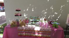 OWL PARTY CANDY BAR!