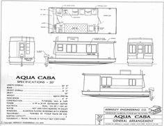 Aqua Casa Houseboat, The Boat of Your Dreams!