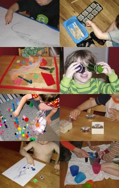 42 super easy indoor activities to keep your toddlers busy!