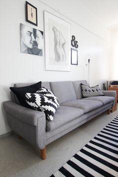 Reupholstering a retro sofa | retrosohvan uudelleenverhoilu