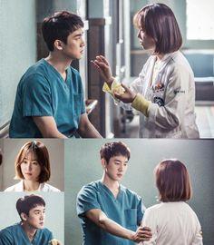 Yoon Seo, Seo Hyun Jin, Drama Korea, Korean Drama, Yoo Yeon Seok, Romantic Doctor, Top Hospitals, Tv Series, It Cast