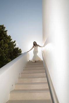 Amazing bride before the wedding ceremony  #realwedding #weddingplanner  #greeceweddingplanner
