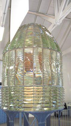 Lighthouse Fresnel Lens © Barbara Speer