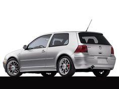 Volkswagen GTI 337 Edition (2002). mk4