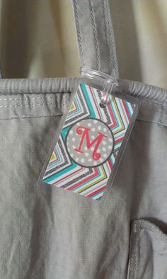 Thirty-One Gifts - Consultant Personalized Luggage Tags