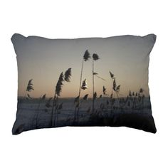 Golden Edge Sunset Pillow on #zazzle and get 20% DISCOUNT ON ALL ORDERS - Happy Easter ! Use code SPRINGSALE20