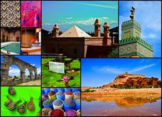 Morocco 15 Day tour itinerary from Casablanca . Day 1: Casablanca Your Kingdom of Marrakech tours itinerary begins when you arrive at Casablanca Airport and are welcomed to fascinating Morocco by your Berber Treasures driver and transferred to your hotel....