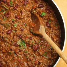 Slow Cooker Chilli Con Carne is a classic slow cooker recipe that everyone must try. It's easy to make and guaranteed to please the crowds! Slow Cooker Chilli, Crock Pot Slow Cooker, Slow Cooker Recipes, Crockpot Recipes, Cooking Recipes, Crock Pots, Chili Recipes, Slow Cooking, Batch Cooking