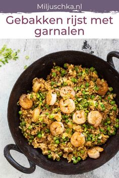 Scampi, Food Inspiration, Food To Make, Nom Nom, Good Food, Vegetarian, Pasta, Lunch, Fish