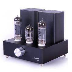 Integrated Tube Amplifier by miniwatt