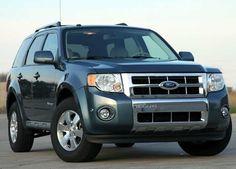Dream vehicle! (Ford Escape)