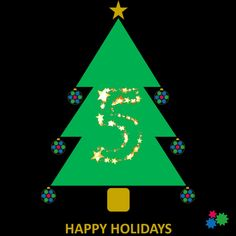 Just 5 days until christmas day and today is our last day at work. Are all your gifts wrapped and under the tree?