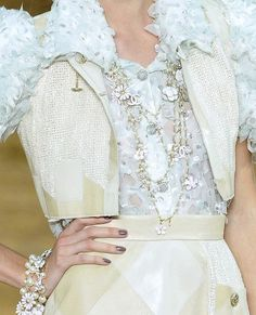 Chanel Haute Couture, Spring 2012.