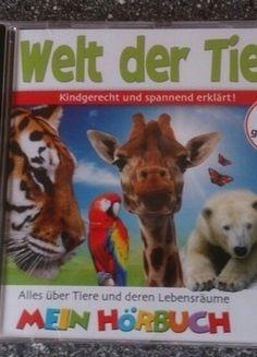 Kaufe meinen Artikel bei #Mamikreisel http://www.mamikreisel.de/spielzeug/musikspielzeug/25067435-cd-welt-der-tiere-horbuch-neu