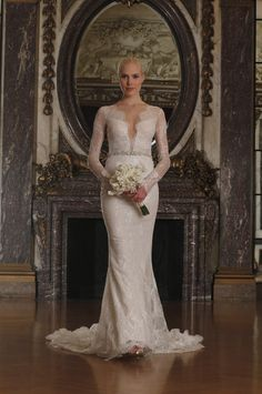 Romona Keveza Spring 2016 Bridal Collection. www.theweddingnotebook.com