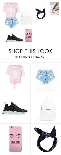 """Untitled #288"" by timcaaa on Polyvore featuring Boohoo, NIKE and Ilia"