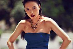 Shu Qi Graces Cover Of Harper's Bazaar China