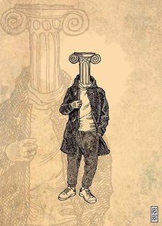 #illustration #sketch #caricature #illüstrasyon #karikatür #fashiondesign #fashion #farukgerger