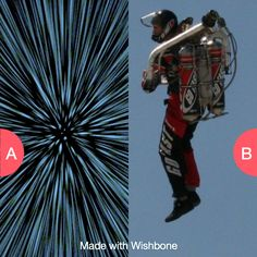 Warp speed or jet pack?   Click here to vote @ http://getwishboneapp.com/share/12050526