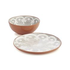 Portofino Dinner Plate in Dinnerware Collections   Crate and Barrel