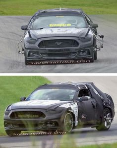 SPY PHOTOS: Could this be the 2015 S550 #Mustang? ... via Mustang6G. #2015Mustang #S550