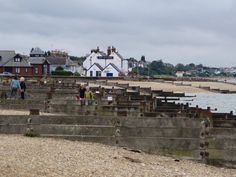 Whitstable, August 2016. Photo by Paul Coueslant.