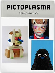 'Pictoplasma – Character Portraits' by Peter Thaler and Lars Denicke (Berlin, Gerrmany)