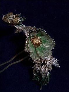 Japanese hair accessory, kanzashi
