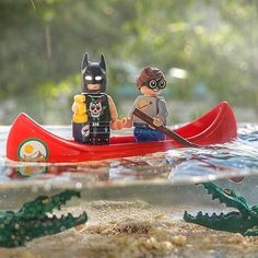 """""""Shark repellent doesn't work here """"  Congratulations to the LEGO HUB..."""