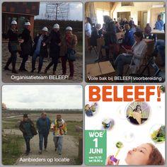 Aanbiedersmiddag BELEEF! 2016
