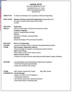 Software Engineering Resume Sample Resume Software Engineering  Httpexampleresumecv