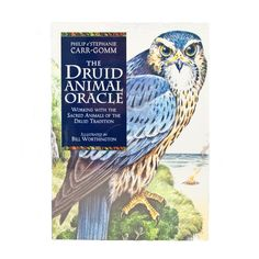 The Druid Animal Oracle Cards and Book Set