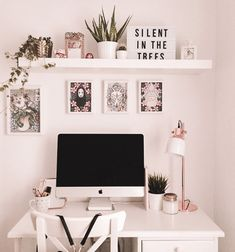 Above the Desk Decor . Above the Desk Decor . Pin by My Life Spot On Fice Work Desk Decor In 2019 Home Office Design, Home Office Decor, Home Design, Interior Design, Home Decor, Design Ideas, Room Interior, Office Ideas, Modern Design