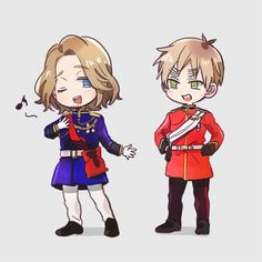 Looking dapper there boys be careful of the ladies out Fruk Hetalia, Hetalia France, Latin Hetalia, Hetalia England, Hetalia Fanart, Hetalia Axis Powers, Usuk, Bad Touch Trio, Hetalia Characters
