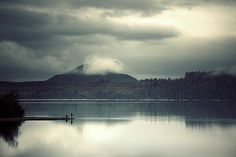 Solitude= God, peace, outdoors, fishing