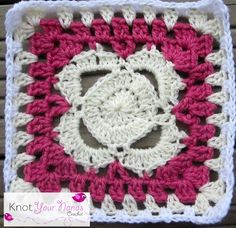 Knot Your Nana's Crochet: Granny Square Crochet Along Revisited (Week Seventeen)