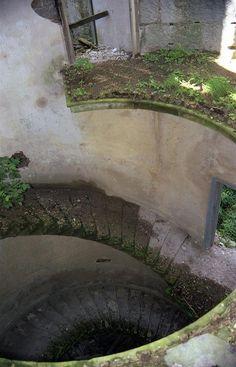Abandoned Dalquharran Castle, Scotland