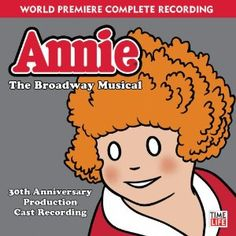 This is ...wait for it....the 30th Anniversary Edition of Annie!