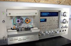 Top 38 Cassette Decks com Display Digital | Som Vintage - Áudio Vintage & Classic Rock