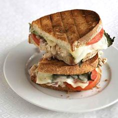 white bean and tuna melt